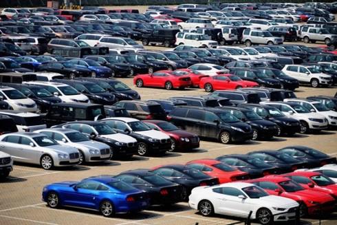 Trung Quốc đồng ý cắt giảm thuế nhập khẩu ô tô từ Mỹ - Ảnh 1.