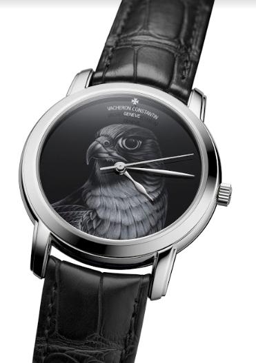 Kỹ thuật chạm khắc chìm nổi sắc nét, ấn tượng trên những mẫu đồng hồ phiên bản độc nhất vô nhị của Vacheron Constantin  - Ảnh 5.