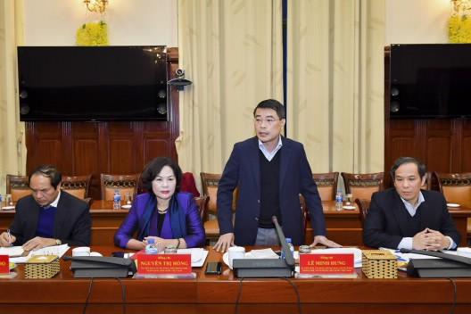 Ban Nội chính Trung ương làm việc với NHNN về công tác thu hồi tài sản tham nhũng - Ảnh 2.