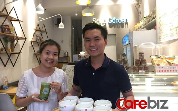 Soya Garden: Thế lực đáng gờm thách thức ngôi vương mở chuỗi của The Coffee House và Highlands, tham vọng đưa sản phẩm đậu nành ngang tầm cà phê, trà sữa - Ảnh 2.