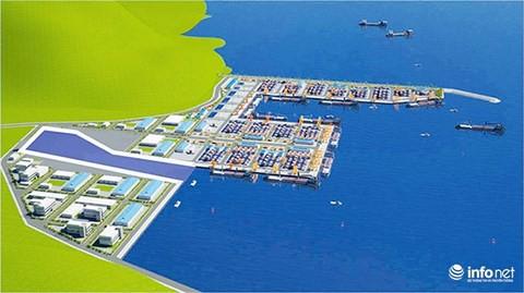 Đà Nẵng: Nhiều nhà đầu tư Nhật, Hàn, Hà Lan… muốn đầu tư vào Cảng Liên Chiểu - Ảnh 1.