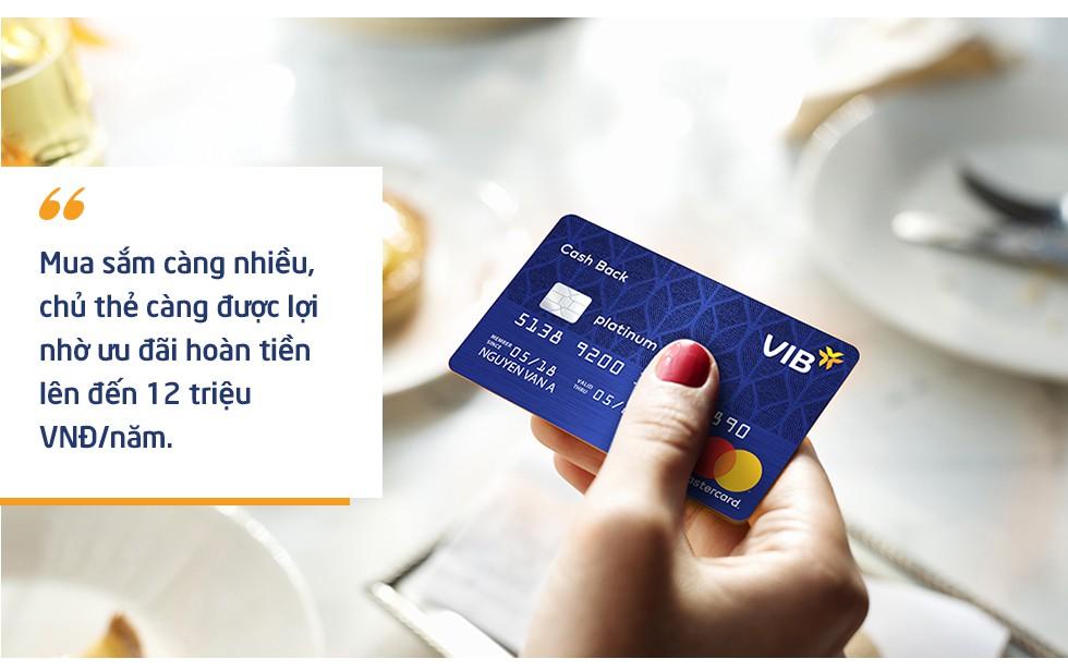 5 thẻ tín dụng dành riêng cho từng nhu cầu riêng biệt - Ảnh 8.