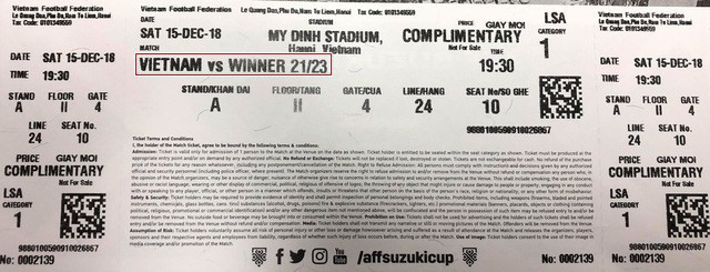 Fan thót tim với điềm báo Malaysia chiến thắng trên tấm vé trận chung kết lượt về AFF Cup và sự thật bất ngờ - Ảnh 1.
