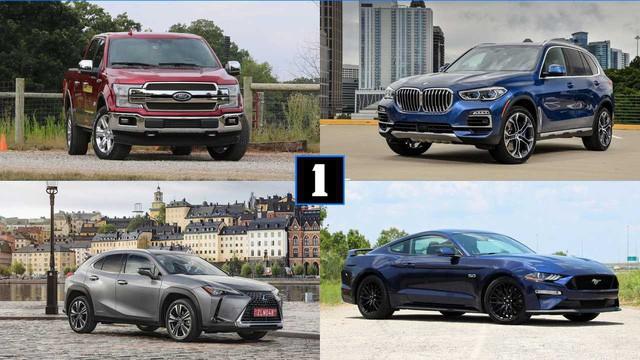 10 động cơ xuất sắc nhất 2018: Vắng bóng Mercedes-Benz - Ảnh 1.