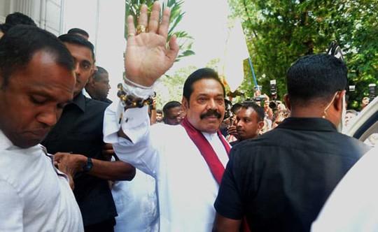 Sri Lanka: Nhậm chức hơn 1 tháng, Thủ tướng thân Trung Quốc từ chức - Ảnh 1.