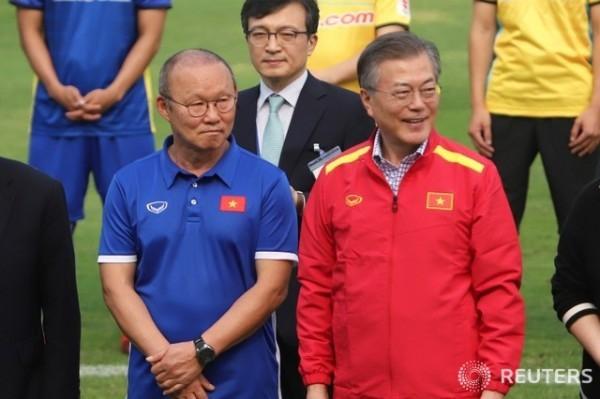 Vinh quang đầy chông gai của Park Hang-seo: Từ HLV đội bóng hạng 3 mờ nhạt đến niềm tự hào của cả Hàn Quốc - Ảnh 11.