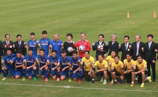 Tổng thống Hàn Quốc viết thư chúc mừng tuyển Việt Nam bằng tiếng Việt - Ảnh 3.