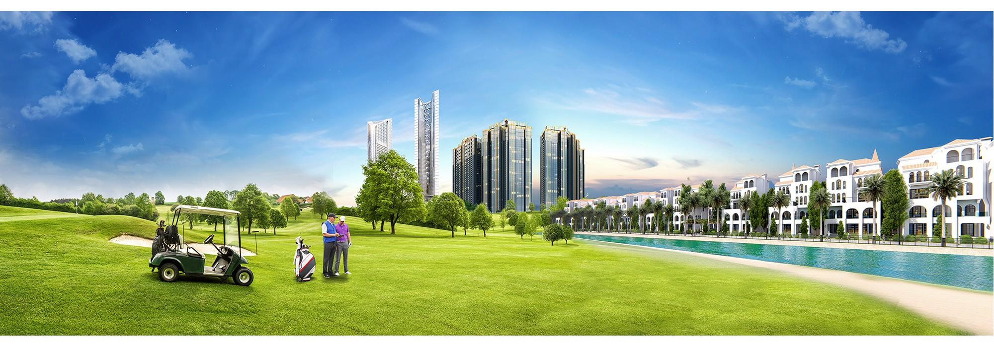 Khám phá biệt thự công nghệ triệu đôview sân golf Ciputra của Sunshine Group - Ảnh 4.