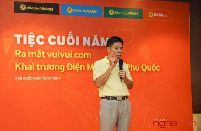 """Ông Nguyễn Đức Tài """"ngậm ngùi"""" đóng cửa VuiVui.com dù từng tuyên bố sẽ vượt cả TGDĐ và Điện Máy Xanh, chiến trường TMĐT quả thật quá khốc liệt! - Ảnh 1."""