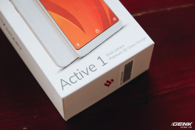Mở hộp và trên tay Vsmart Active 1: Thiết kế đẹp, cấu hình mạnh, hậu mãi tốt, giá rẻ hơn cả điện thoại Trung Quốc - Ảnh 2.