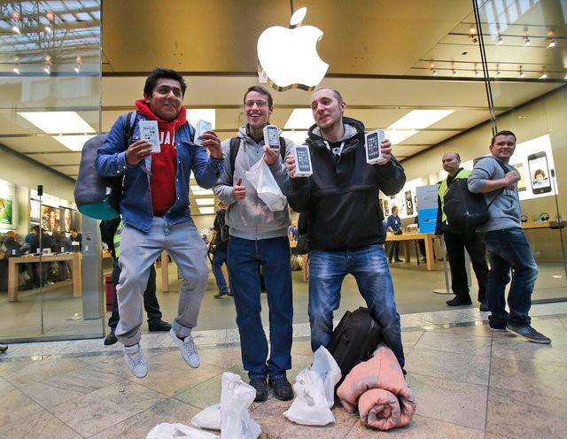 Apple tăng giá sản phẩm: Phi lý nhưng cũng rất hợp lý - Ảnh 1.