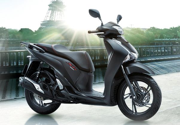 Honda SH chênh giá kỷ lục 16 triệu đồng - Ảnh 1.