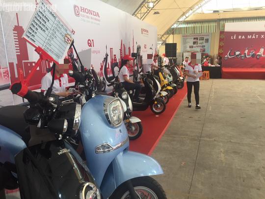 Ra mắt xe máy điện Honda nhưng Honda Việt Nam không biết - Ảnh 3.