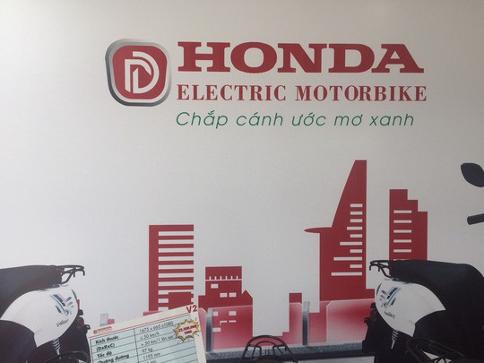 Ra mắt xe máy điện Honda nhưng Honda Việt Nam không biết - Ảnh 5.