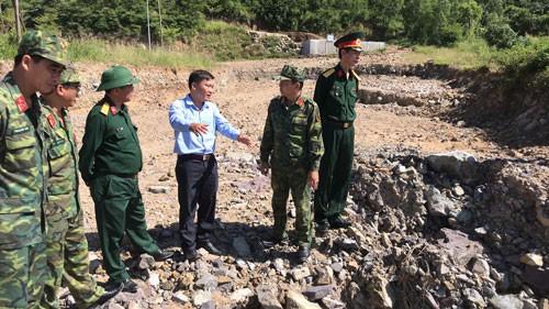 Dự án sạt lở gây chết 4 người ở Nha Trang: Thiếu hàng loạt thủ tục vẫn thi công - Ảnh 1.
