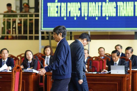 Ông Phan Văn Vĩnh, Nguyễn Thanh Hóa và 2 ông trùm cùng không kháng cáo - Ảnh 1.
