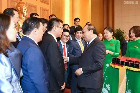 Thủ tướng mong hàng Việt không 'trước tốt, sau kém' - Ảnh 3.