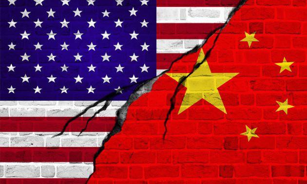 Chiến tranh thương mại Mỹ - Trung: Quá khứ đau thương, tương lai mịt mù - Ảnh 1.