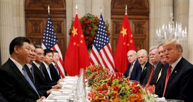 Chiến tranh thương mại Mỹ - Trung: Quá khứ đau thương, tương lai mịt mù - Ảnh 3.