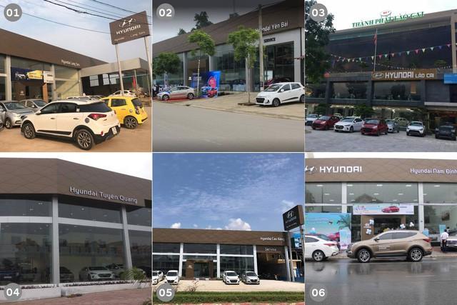 Hyundai công bố loạt đại lý không chính hãng tại Việt Nam, người tiêu dùng cần cẩn trọng - Ảnh 1.