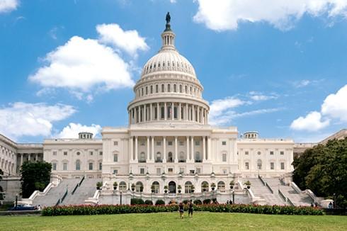 Chính phủ liên bang Mỹ chuẩn bị đóng cửa - Ảnh 1.