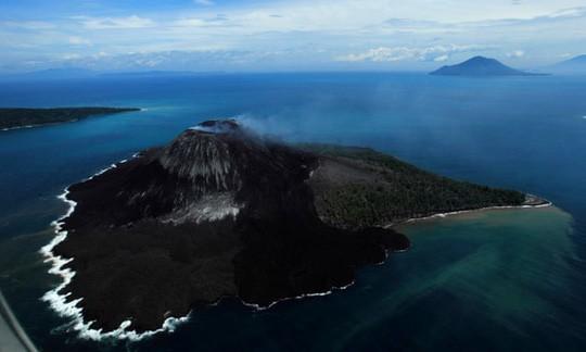 Sóng thần núi lửa tấn công Indondesia, 168 người thiệt mạng - Ảnh 1.