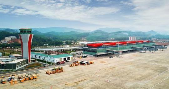 Nghiệm thu sân bay quốc tế Vân Đồn 7.700 tỉ đồng - Ảnh 1.