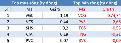 Khối ngoại bán ròng 800 tỷ đồng, Vn-Index thủng mốc 910 điểm trong phiên 24/12 - Ảnh 2.