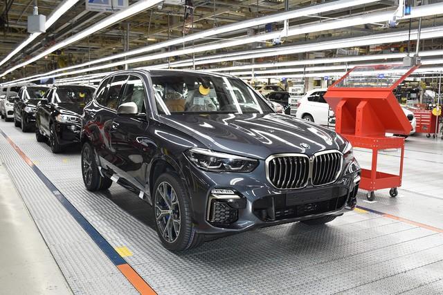 THACO mong muốn lắp ráp xe BMW, Mercedes và Volvo tại Việt Nam - Ảnh 1.