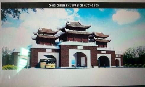 Siêu Dự án tâm linh chùa Hương 15.000 tỷ: Xin đừng BOT cổng chùa - Ảnh 6.
