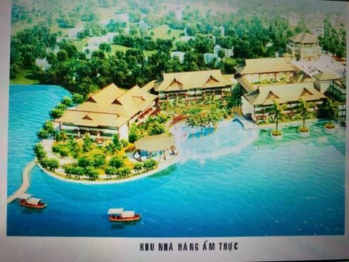 Siêu Dự án tâm linh chùa Hương 15.000 tỷ: Xin đừng BOT cổng chùa - Ảnh 7.