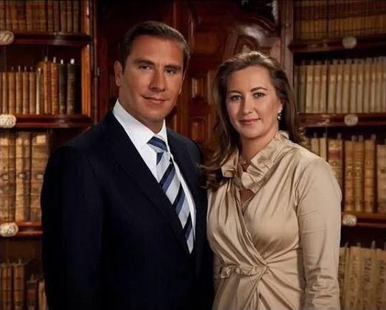 Rơi máy bay, nữ thống đốc của gia đình quyền lực bậc nhất Mexico thiệt mạng - Ảnh 2.