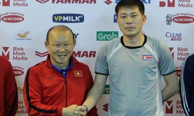 HLV Park Hang-seo: Tuyển Việt Nam sẽ loại 4 người sau trận đấu với Triều Tiên - Ảnh 1.