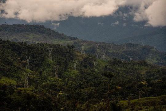 Ecuador: Đập do Trung Quốc xây, mới 2 năm đã có hơn 7.600 vết nứt - Ảnh 1.