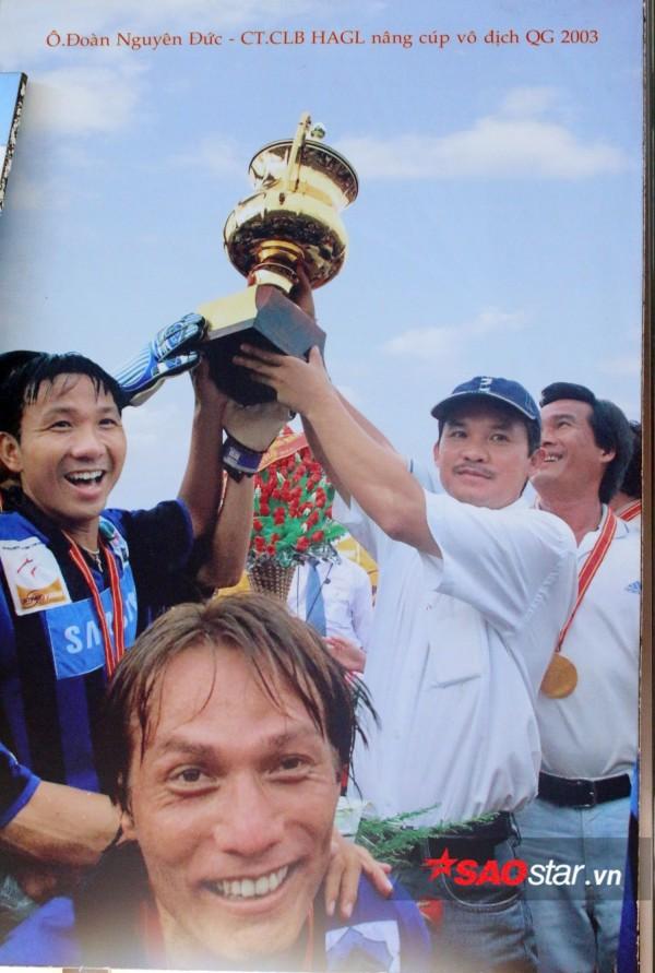 Bầu Đức đi vào lịch sử bóng đá Việt Nam như thế nào? - Ảnh 3.