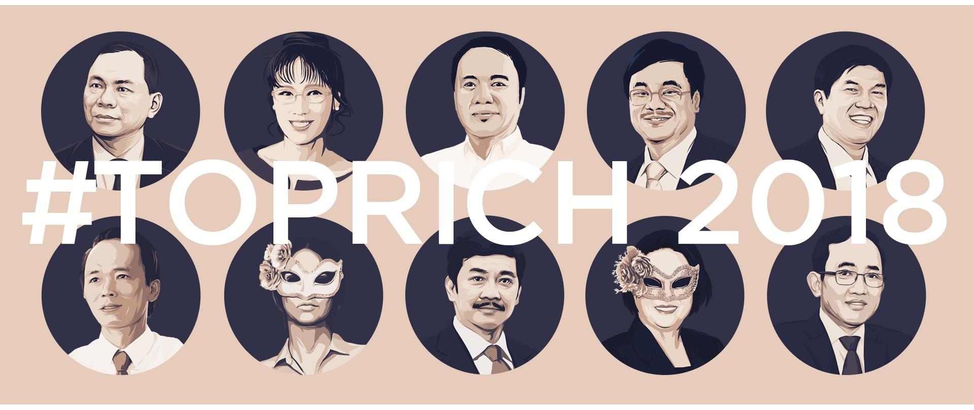 Bất chấp thị trường suy giảm, Top 10 người giàu nhất trên TTCK vẫn ngày càng giàu thêm - Ảnh 7.
