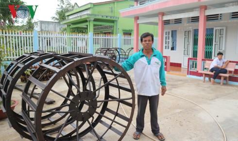 Gặp gỡ tỉ phú Khmer sản xuất giỏi Lý Quờn - Ảnh 2.
