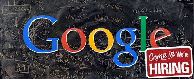 Không tuyển dụng theo cách thông thường, đây mới là chiến lược gã khổng lồ công nghệ Google sử dụng để tìm ra nhân viên giỏi nhất cho công ty - Ảnh 1.
