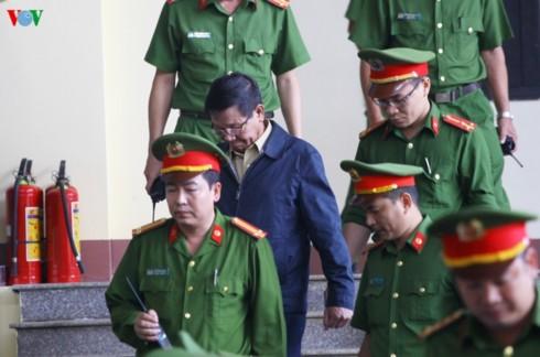 Ông Phan Văn Vĩnh có đơn kháng cáo bản án sơ thẩm - Ảnh 1.