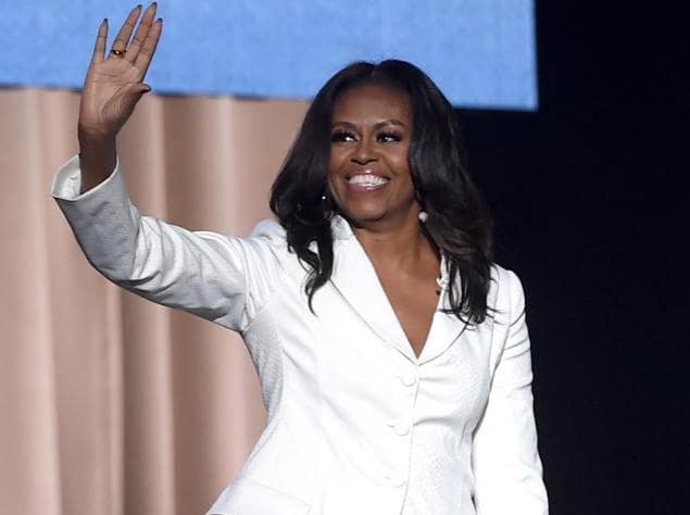 Bà Obama tiết lộ lý do nhất quyết không tranh cử Tổng thống Mỹ - Ảnh 1.