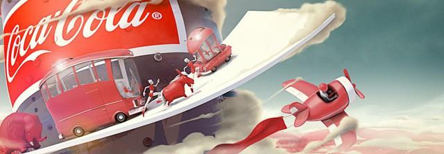[Marketing thời 4.0] Chơi lớn như Coca Cola: Dùng công nghệ rót hàng triệu ly Coke miễn phí cho tất cả khách hàng xem quảng cáo từ TV, tạp chí, tờ rơi hay radio... - Ảnh 1.