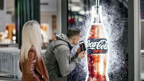[Marketing thời 4.0] Chơi lớn như Coca Cola: Dùng công nghệ rót hàng triệu ly Coke miễn phí cho tất cả khách hàng xem quảng cáo từ TV, tạp chí, tờ rơi hay radio... - Ảnh 5.