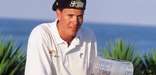 Chuyện ít biết về Henrik Stenson: Ngôi sao không scandal của làng golf thế giới - Ảnh 1.