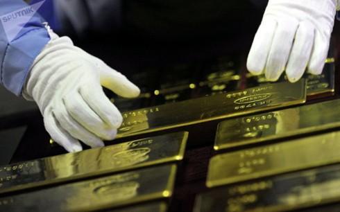 Giá vàng năm 2019 sẽ tăng vọt khi nhu cầu mua tăng? - Ảnh 1.