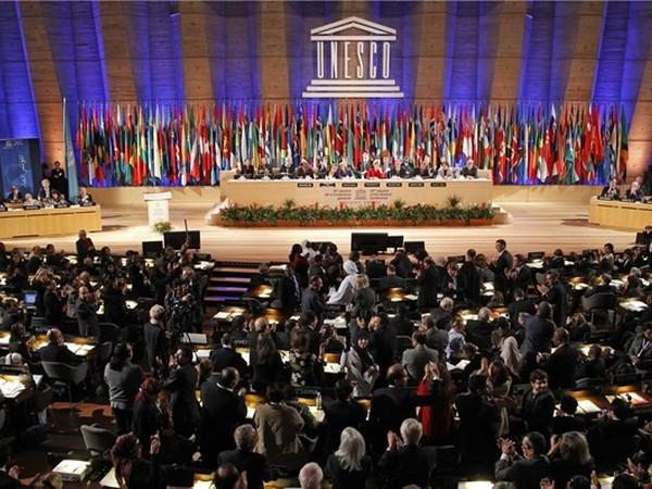 Mỹ chính thức rút khỏi UNESCO để phản đối tâm lý chống Israel - Ảnh 1.