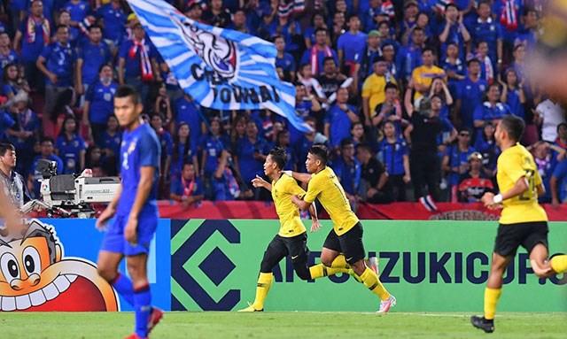 Hạ Thái Lan, Malaysia thẳng tiến chung kết AFF Suzuki Cup 2018 - Ảnh 1.
