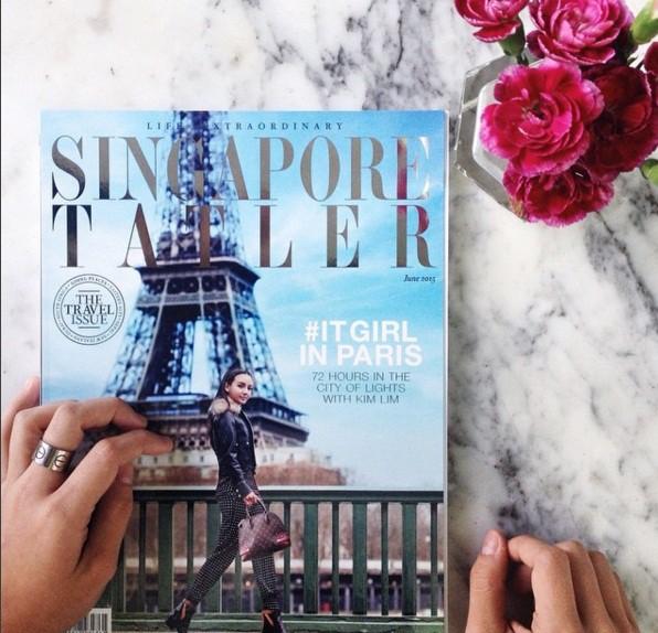 Con gái tỷ phú Singapore: Cuộc sống nhung lụa, bạn thân của Ronaldo và con trai nhà Tân Hoàng Minh - Ảnh 3.
