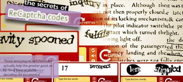 """Mô hình """"thần thánh"""" reCAPTCHA: Biến người dùng Internet thành """"nhân công"""" miễn phí, điện tử hóa 17.600 quyển sách mỗi năm, khiến Google chi 30 triệu USD thâu tóm! - Ảnh 4."""