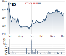 Yeah1 Group thông qua phương án phát hành cổ phiếu thưởng tỷ lệ 200% - Ảnh 2.