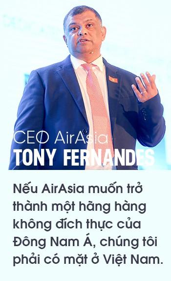 CEO AirAsia Tony Fernandes: Tôi không điên để bỏ qua thị trường Việt Nam! - Ảnh 3.